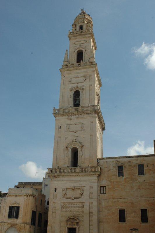 2019-04-06 Lecce Glockenturm des Domes 38.JPG