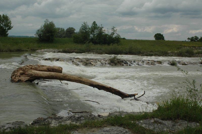 2019-05-26 Ammer nachdem das Hochwasser um einiges gesunken ist 8.JPG
